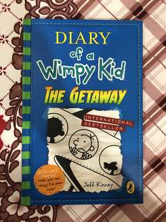 [NEW] Diary Of A Wimpy Kid (The Getaway)