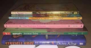 5 Kids Books