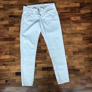Calliope White Pants