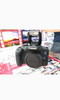 Canon eos 750D bisa kredit proses cepat