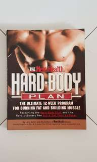 Men's Health - Hard Body Plan