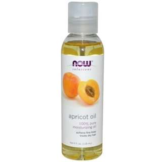 Now Foods, Apricot Oil
