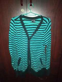 Cardigan stripes