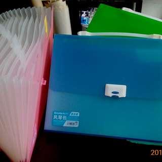 Plastic Expanding file