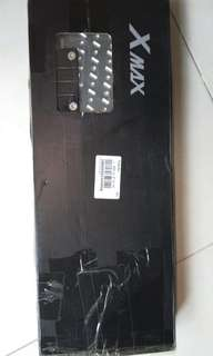 Yamaha xmax 300 footrest pedal !