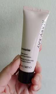 Mary Kay timewise foundation