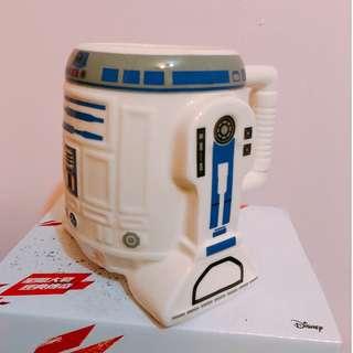 7-11星際大戰馬克杯 R2-D2