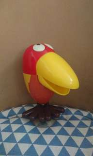 Japanese Chocoball bird mascot Kyorochan figurine