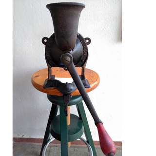 Spong Coffee Mill No. 3