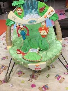 Baby bouncer - to bless