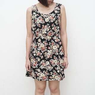 Eva Dress - Misty Fox - Color : Black  Size : ONE SIZE