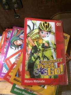Yowamushi Pedal, Go!