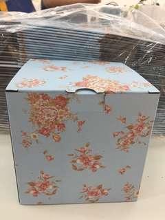 正方形紙盒50個