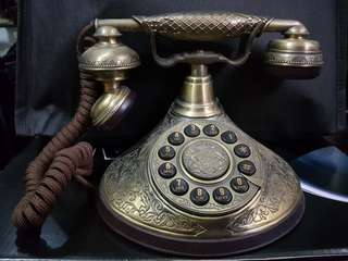 Vintage Look Telephone