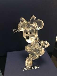 Swarovski 施華洛世奇 水晶 擺設 迪士尼卡通人物 Disney