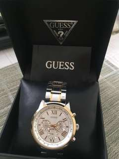 Jam Tangan Guess WO744P1 ORIGINAL for Men