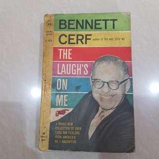 Bennett Cerf - The Laugh's On Me