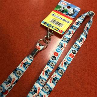 Thomas the train lanyard