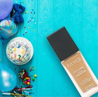 [INSTOCK] Fayce Foundation in Summer