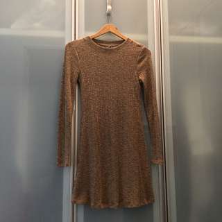 Top Shop Knitted dress