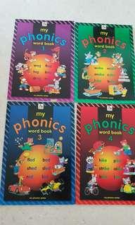 Phonics children book
