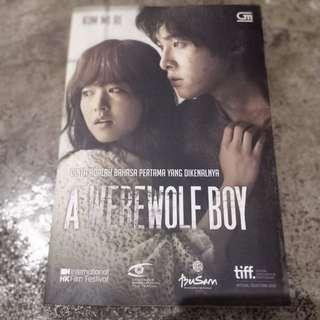 Novel: A WEREWOLF BOY