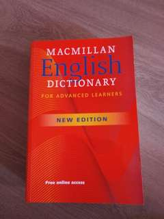 English Dictionary (New Edition)