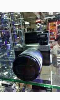Fujifilm x-A10 bisa di cicil tanpa cc