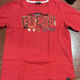 Guess Kids Shirt Authentic