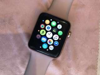 Apple Watch Series 3 42mm GPS Rose Gold Aluminum