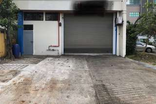 Single storey terrace factory @ ubi