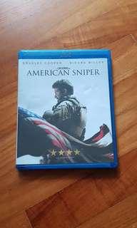American Sniper bluray