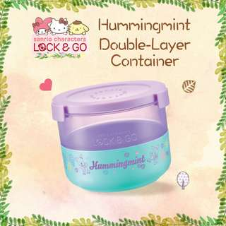 BN Hummingmint Container