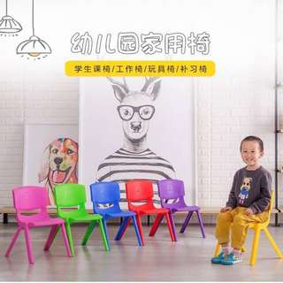 Kindergarten Style Home Use Kids Chair