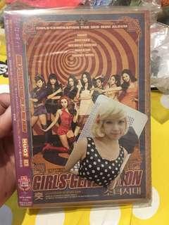 少女時代 少時 HOOT 日版專輯 CD Girls generation