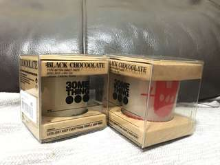 Black chocoolate 3omething 林海峰 蠟燭