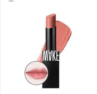 [BRAND NEW] Wakemake Lipstick Salmon Twist Lip Coaster M