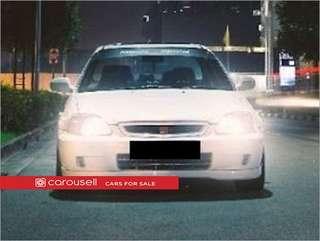 Honda Civic SIR EK4 (COE till 01/2021)