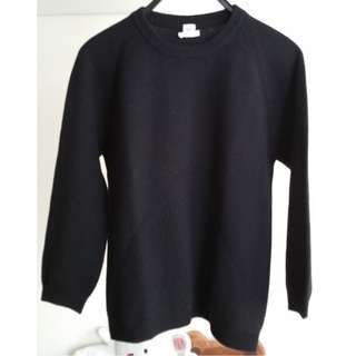 HERMES Black Sweater