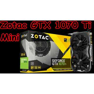Zotac 1070 TI Mini 8GB