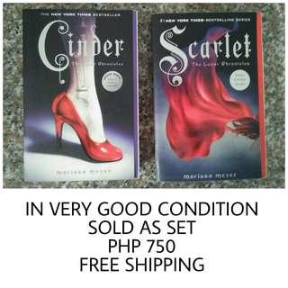 Cinder + Scarlet