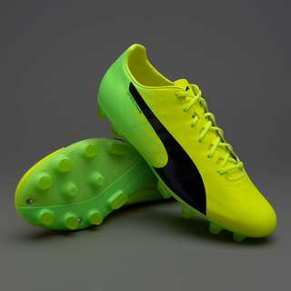 Puma evoSPEED 17.SL S AG Artificial Grass Top Grade Brand NEW UK7.5 US 8.5 Soccer Boots Football