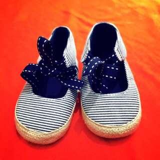 Sepatu bayi Mothercare size 0 (prewalker)
