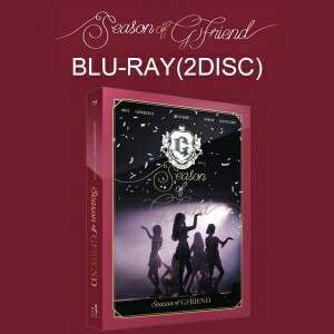 PREORDER (Blu-Ray)GFriend-2018 GFriend First Concert (Season Of Gfriend)