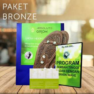 Paket Bronze Absolute Grow