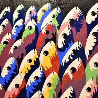 Schooling Fish (80cm x 100cm)
