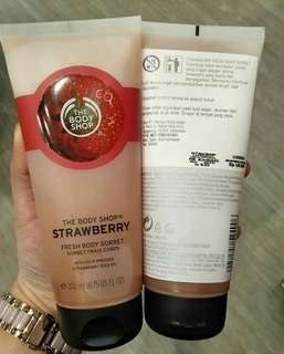 The Body Shop Fresh Sorbet Strawberry