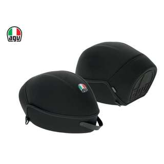 AGV helmet case pista corsa