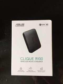 🚚 Asus Clique R100 無線音樂串流器