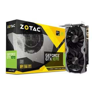 Zotac 1070 Mini 8GB